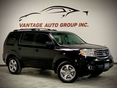 2014 Honda Pilot for sale at Vantage Auto Group Inc in Fresno CA