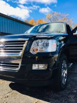 2009 Ford Explorer for sale at Thompson Auto Diagnostics / Auto Sales Division in Mishawaka IN
