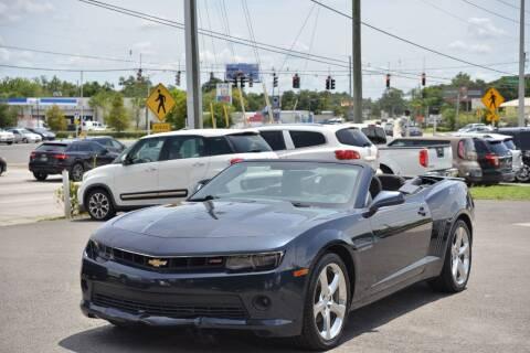 2014 Chevrolet Camaro for sale at Motor Car Concepts II - Kirkman Location in Orlando FL