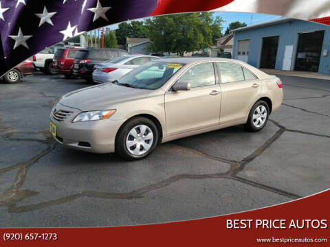 2007 Toyota Camry for sale at Best Price Autos in Two Rivers WI