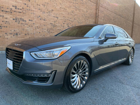2017 Genesis G90 for sale at Vantage Auto Group - Vantage Auto Wholesale in Lodi NJ