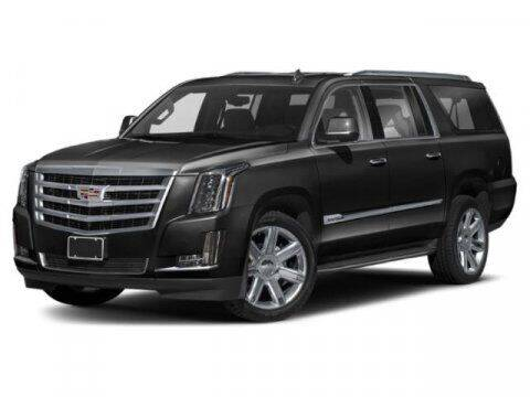 2018 Cadillac Escalade ESV for sale in Beverly Hills, CA