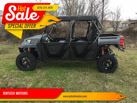 2019 Odes DOMINATOR 800 X4 LT for sale at JENTSCH MOTORS in Hearne TX