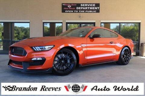 2017 Ford Mustang for sale at Brandon Reeves Auto World in Monroe NC