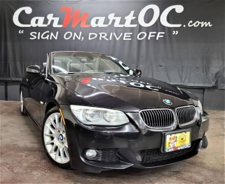 2012 BMW 3 Series for sale at CarMart OC in Costa Mesa, Orange County CA
