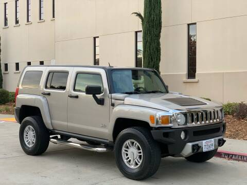 2009 HUMMER H3 for sale at Auto King in Roseville CA