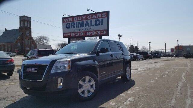 2012 GMC Terrain for sale at Grimaldi Auto Sales Inc in Warren MI