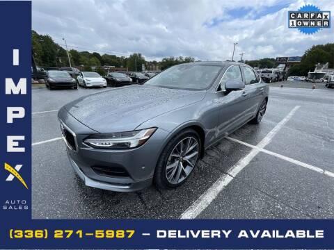 2018 Volvo S90 for sale at Impex Auto Sales in Greensboro NC