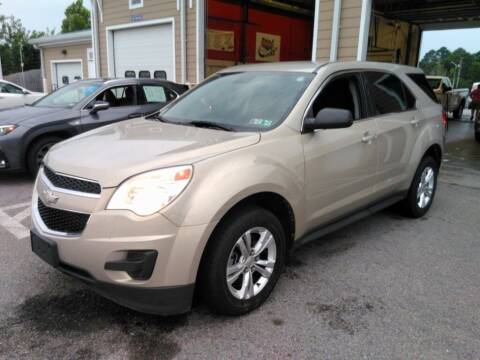 2012 Chevrolet Equinox for sale at Smart Chevrolet in Madison NC