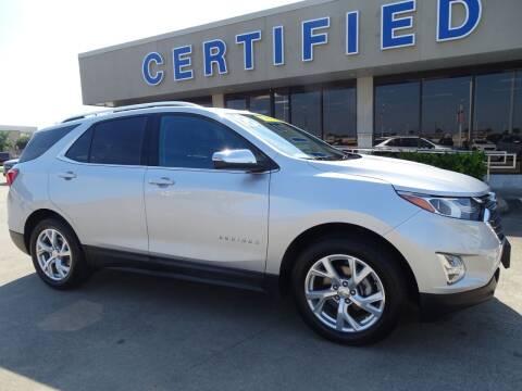 2018 Chevrolet Equinox for sale at Mac Haik Ford Pasadena in Pasadena TX