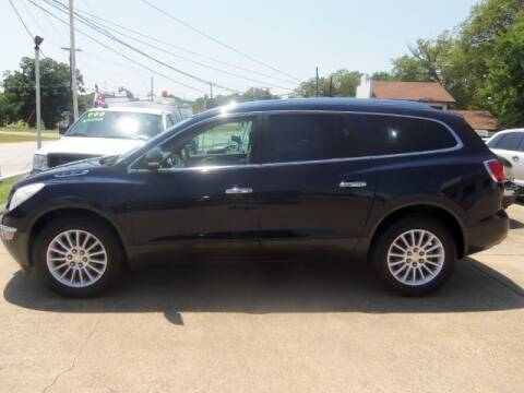 2011 Buick Enclave for sale at MESQUITE AUTOPLEX in Mesquite TX