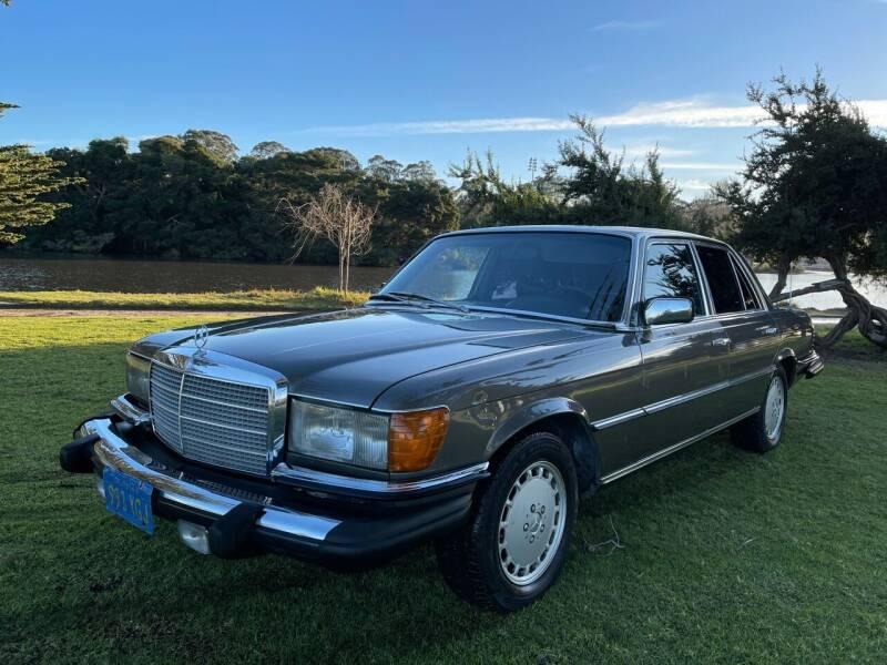 1980 Mercedes Benz 300SD for sale at Dodi Auto Sales in Monterey CA