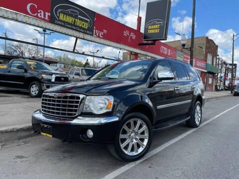 2009 Chrysler Aspen for sale at Manny Trucks in Chicago IL
