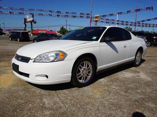 2006 Chevrolet Monte Carlo for sale at BLUE RIBBON MOTORS in Baton Rouge LA