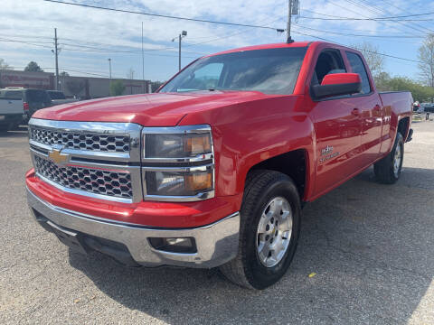 2014 Chevrolet Silverado 1500 for sale at Safeway Auto Sales in Horn Lake MS