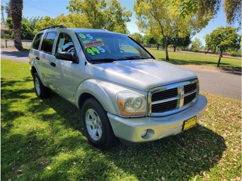 2005 Dodge Durango for sale at D & I Auto Sales in Modesto CA