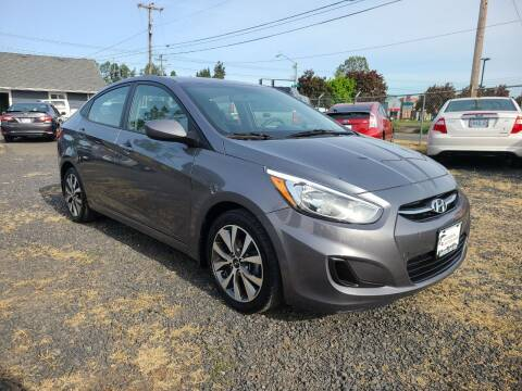 2017 Hyundai Accent for sale at Universal Auto Sales in Salem OR