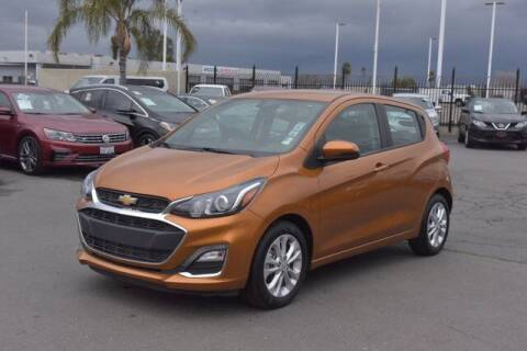 2019 Chevrolet Spark for sale at Choice Motors in Merced CA