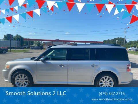 2009 Ford Flex for sale at Smooth Solutions 2 LLC in Springdale AR