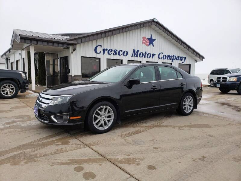 2010 Ford Fusion for sale at Cresco Motor Company in Cresco IA