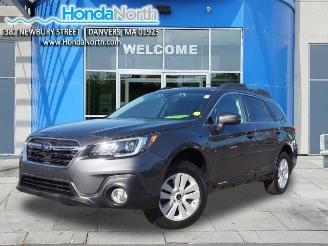 2018 Subaru Outback for sale at 1 North Preowned in Danvers MA