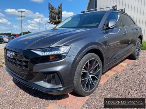 2019 Audi Q8 for sale at Modern Motorcars in Nixa MO