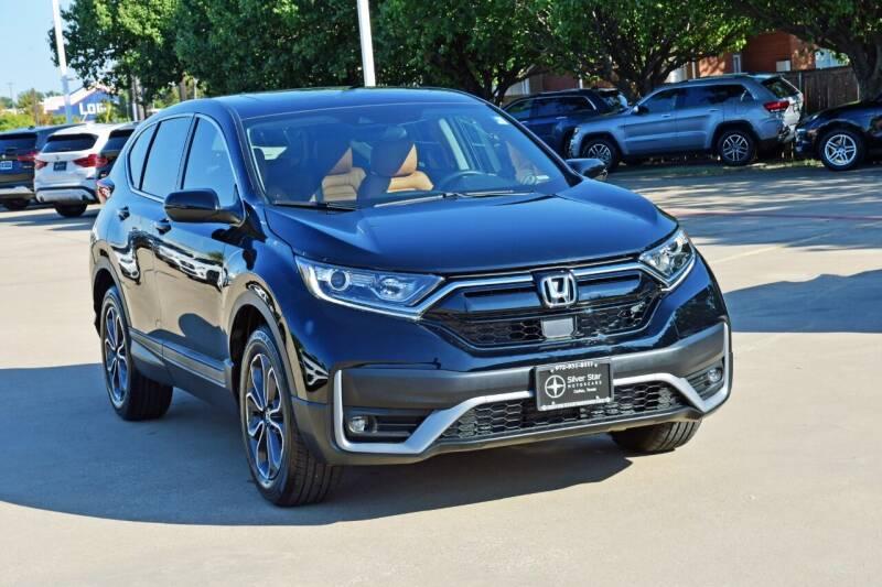 2021 Honda CR-V for sale at Silver Star Motorcars in Dallas TX