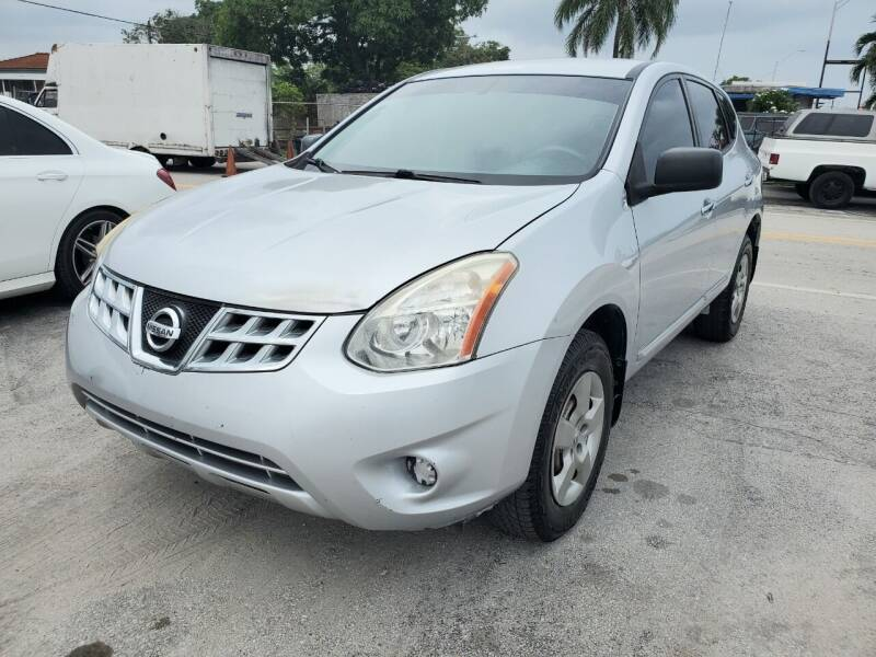 2013 Nissan Rogue for sale at A Group Auto Brokers LLc in Opa-Locka FL