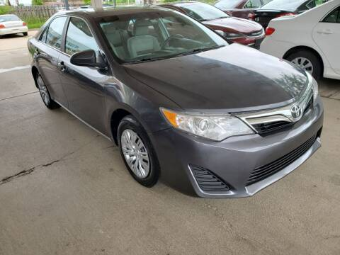2013 Toyota Camry for sale at Divine Auto Sales LLC in Omaha NE