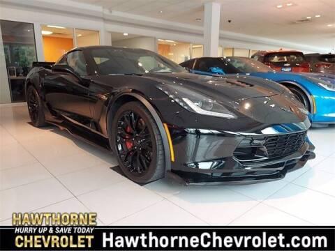 2016 Chevrolet Corvette for sale at Hawthorne Chevrolet in Hawthorne NJ