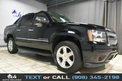 2013 Chevrolet Avalanche for sale at AUTO HOLDING in Hillside NJ