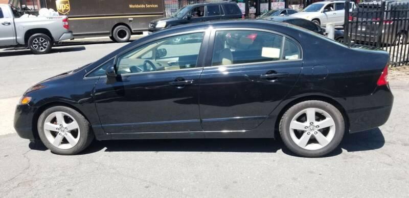 2006 Honda Civic for sale at Motor City in Boston MA