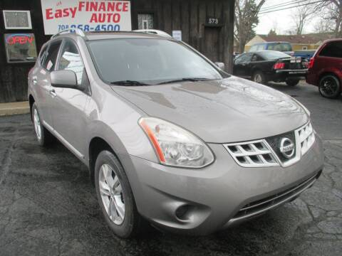 2012 Nissan Rogue for sale at EZ Finance Auto in Calumet City IL