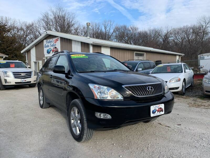 2004 Lexus RX 330 for sale at Victor's Auto Sales Inc. in Indianola IA