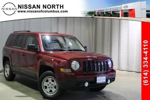2012 Jeep Patriot for sale at Auto Center of Columbus in Columbus OH
