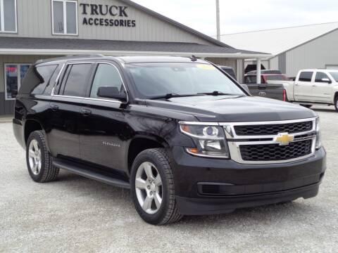 2015 Chevrolet Suburban for sale at Burkholder Truck Sales LLC (Edina) in Edina MO