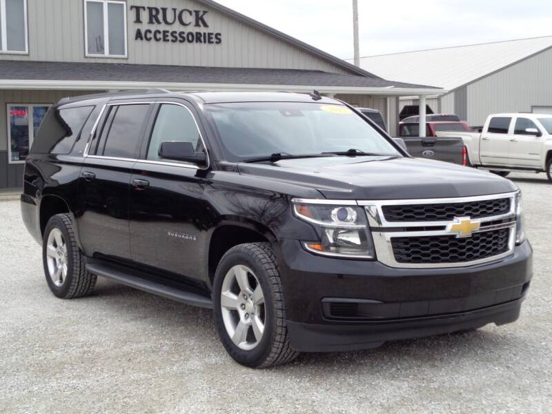 2015 Chevrolet Suburban for sale at Burkholder Truck Sales LLC (Edina) in Edina MO