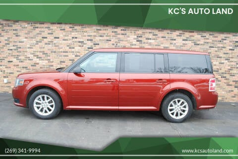 2014 Ford Flex for sale at KC'S Auto Land in Kalamazoo MI