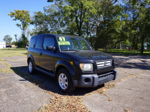 2007 Honda Element for sale at BLUE RIBBON MOTORS in Baton Rouge LA