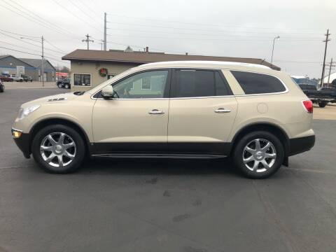 2008 Buick Enclave for sale at Mike's Budget Auto Sales in Cadillac MI