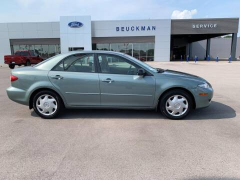 2003 Mazda MAZDA6 for sale at St. Louis Used Cars in Ellisville MO
