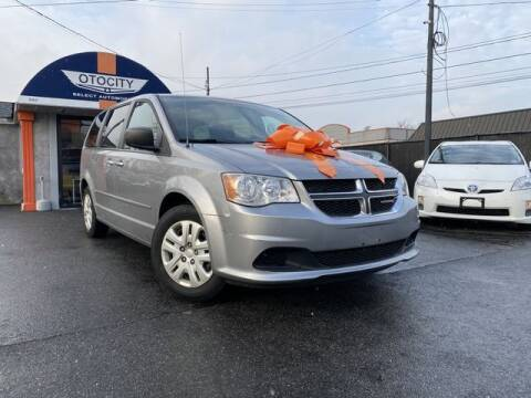 2016 Dodge Grand Caravan for sale at OTOCITY in Totowa NJ