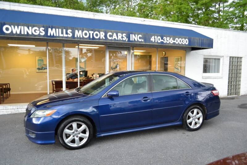 2007 Toyota Camry for sale at Owings Mills Motor Cars in Owings Mills MD