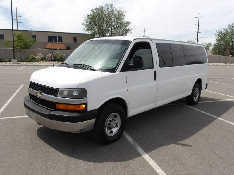 2008 Chevrolet Express Passenger for sale at ALL ACCESS AUTO in Murray UT