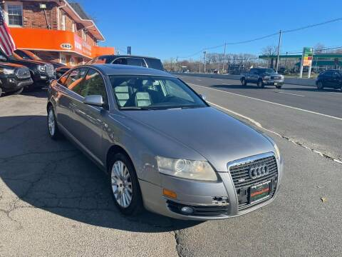 2007 Audi A6 for sale at Bloomingdale Auto Group - The Car House in Butler NJ