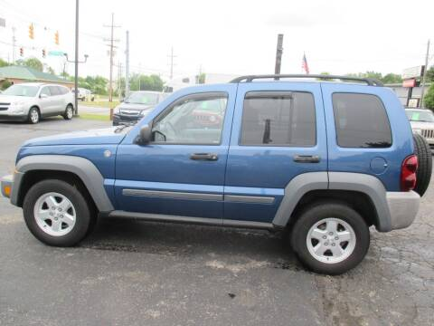 2006 Jeep Liberty for sale at Home Street Auto Sales in Mishawaka IN