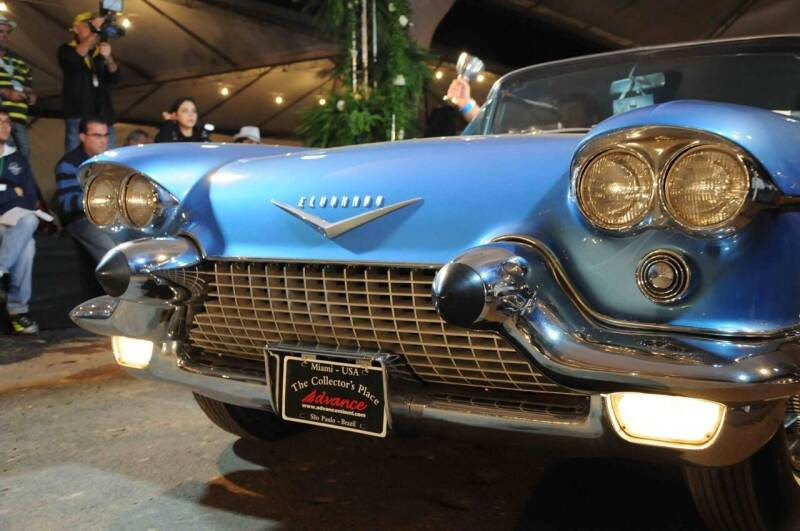 1957 Cadillac Brougham for sale at ADVANCE AUTOMALL in Doral FL