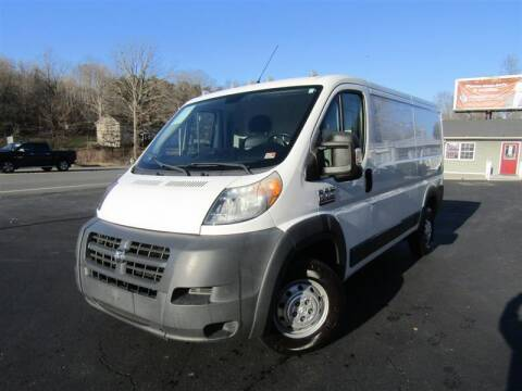 2015 RAM ProMaster Cargo for sale at Guarantee Automaxx in Stafford VA