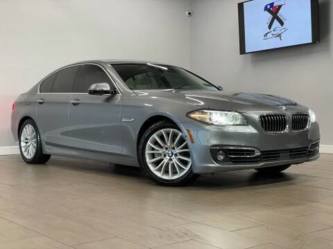 2014 BMW 5 Series for sale at TX Auto Group in Houston TX