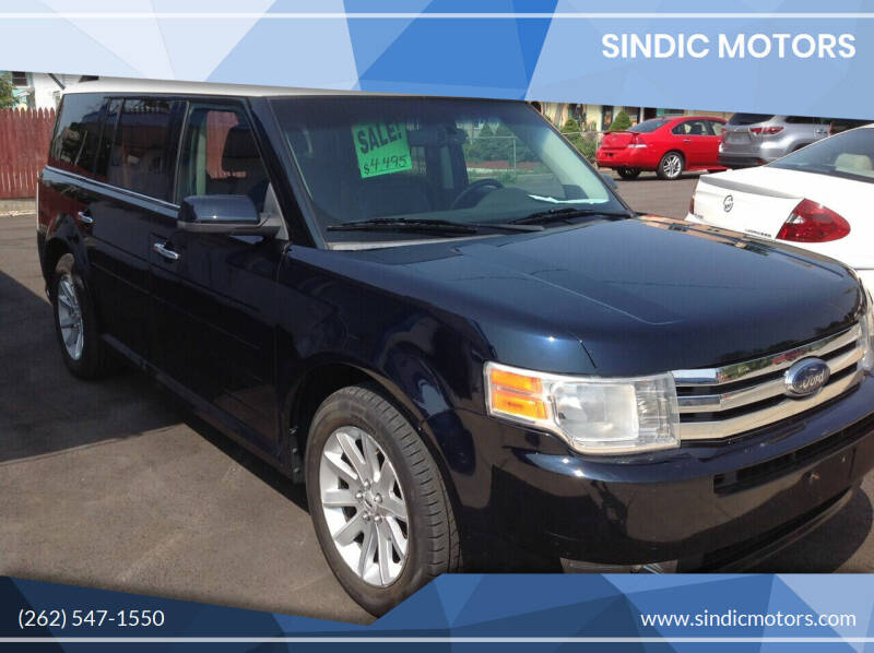 2009 Ford Flex for sale at Sindic Motors in Waukesha WI